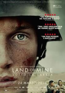 2016_21_Land of mine_Locandina