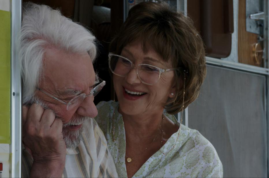 ELLA & JOHN. THE LEISURE SEEKER